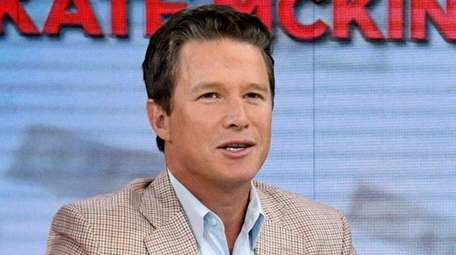 Billy Bush has been suspended from hosting the