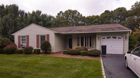 James Heisser-Stevenson's house in Medford, Sept. 17, 2016.
