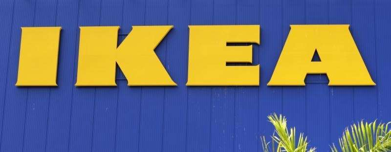 An IKEA store is located in Hicksville.