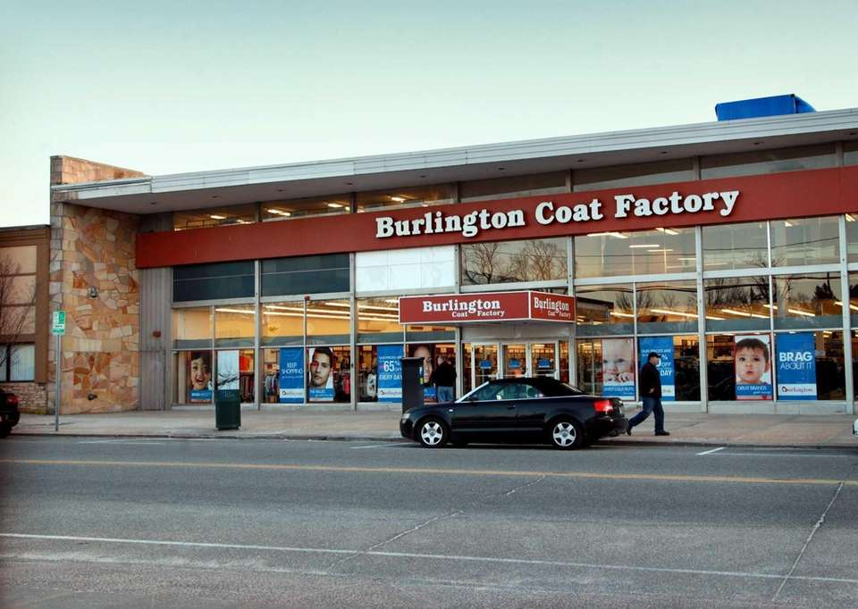 buy burlington coat factory stock