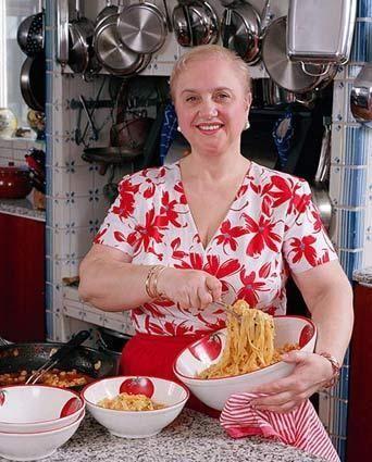 SATURDAY: MOLTO BENE In her latest cookbook,