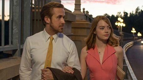 Ryan Gosling and Emma Stone star