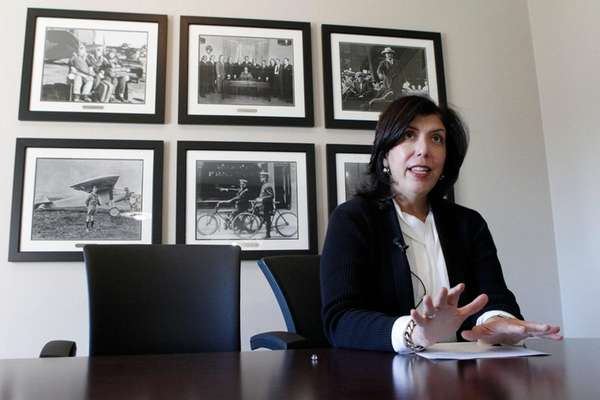 Nassau County District Attorney Madeline Singas said Tuesday
