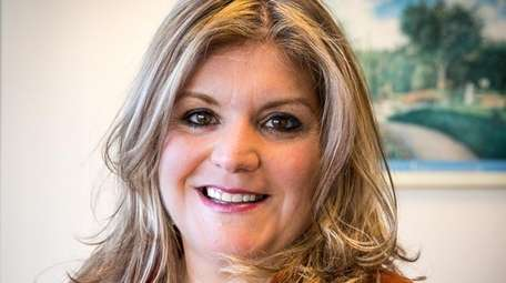Donna Cesarani of Lindenhurst has been hired as