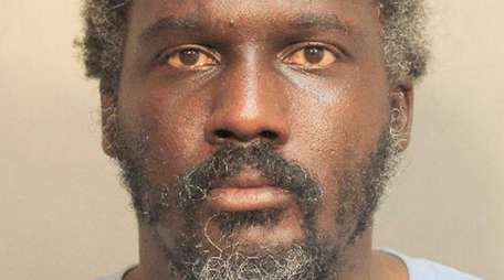 Haile Watson, 39, who police say is homeless,