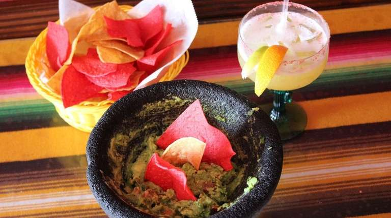Get your guacamole on at Margarita's Café's new