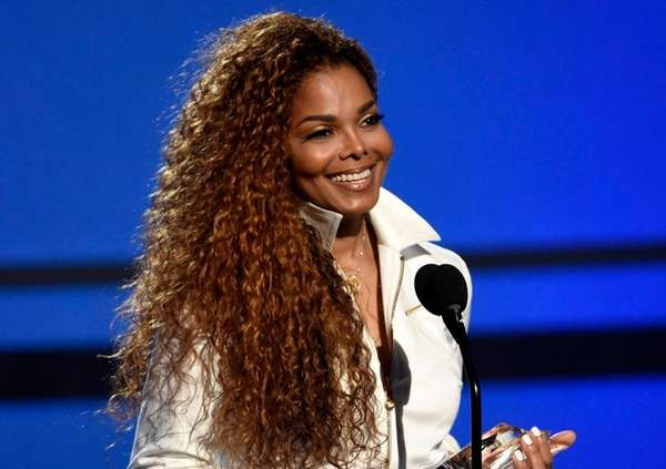 It's Janet, Momma Jackson if you're nasty: Janet