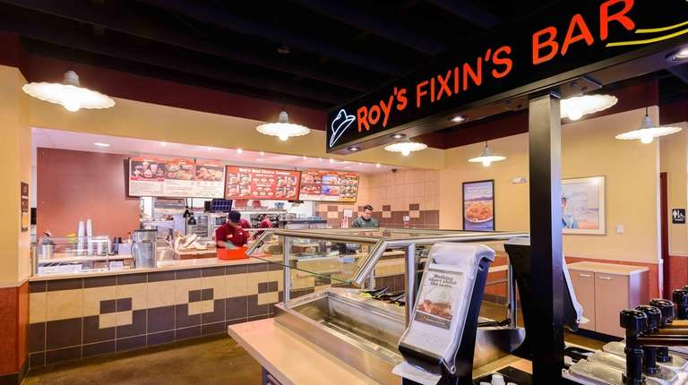 The Roy Rogers restaurant in Burtonsville, Md. is