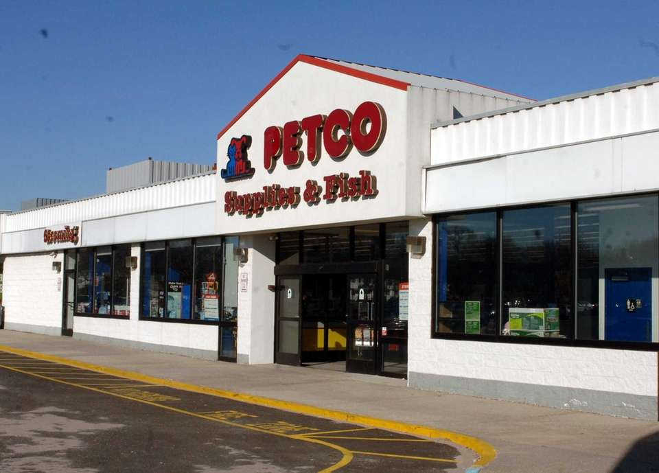 A Petco in Bay Shore on Jan. 26,