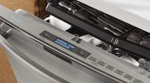 GE unveils a new dishwasher that automatically orders