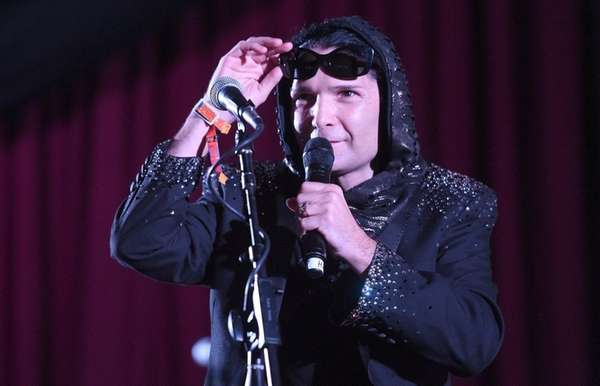 Corey Feldman tells People magazine that his eccentric