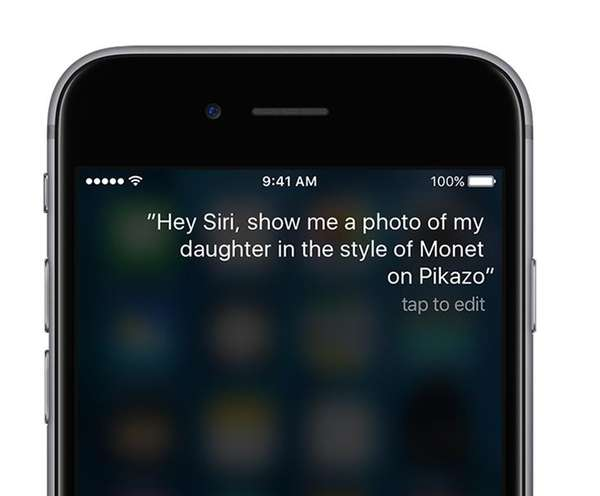 Samsung buys technology to compete with Apple's Siri.