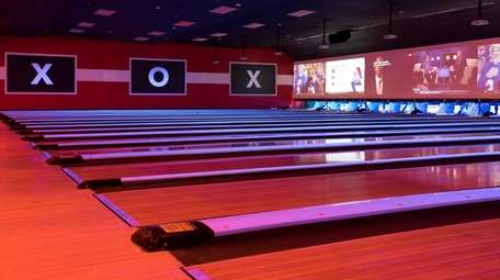 Everyone can bowl one free game at the