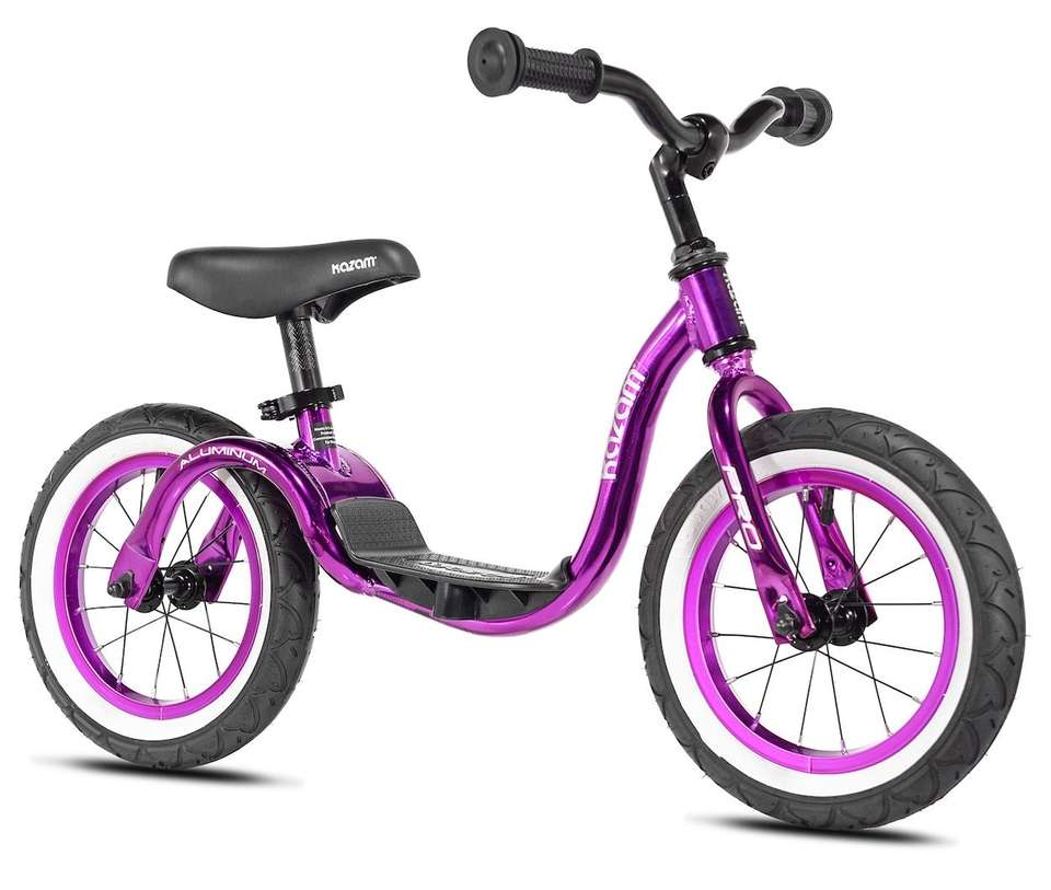 Inspired by balance bikes popular in Europe to