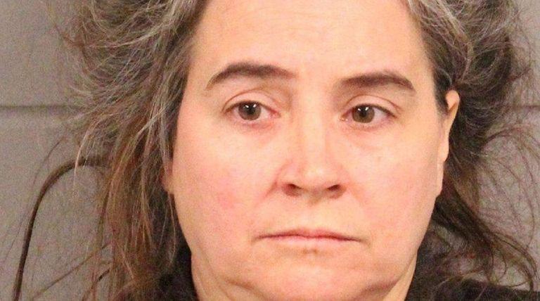 Nurse practitioner Lisa Del Pozo was arrested Wednesday,