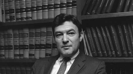 Jack Greenberg, NAACP director-counsel of the Legal Defense