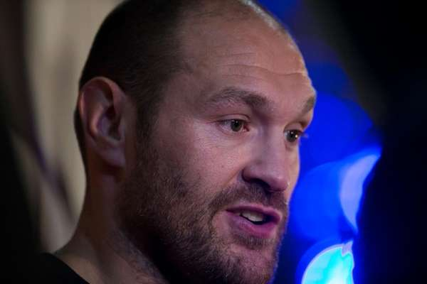 Fury has licence suspended by British Boxing Board of Control