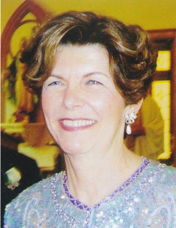Elaine Messina, 72, a retired teacher and guidance