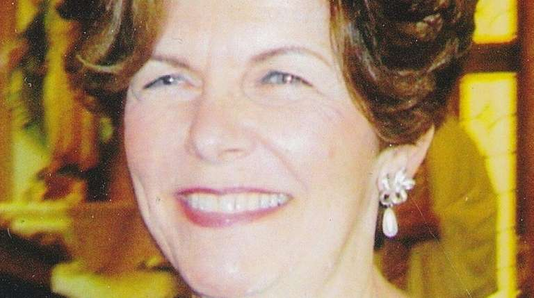 Elaine Messina, 72, a retired teacher and guidance