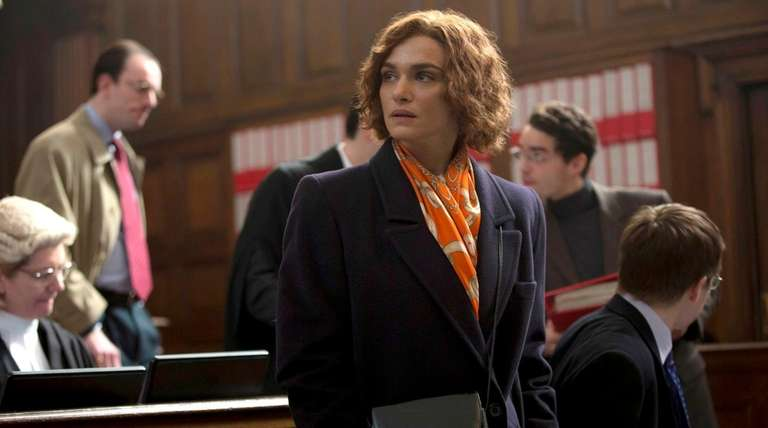 Rachel Weisz makes her case as writer and