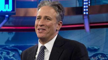 Comedian and writer Jon Stewart will be honored
