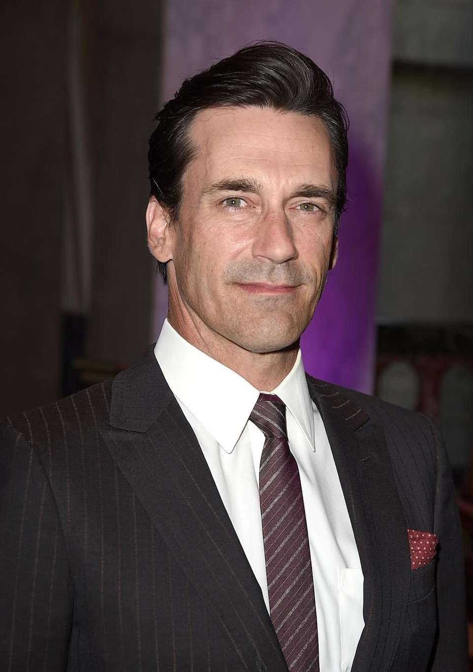 Jon Hamm has rarely spoken about his stint