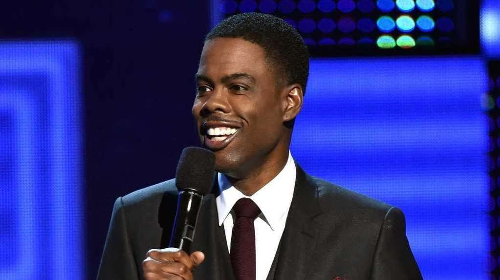 Chris Rock, host of the 2014 BET Awards