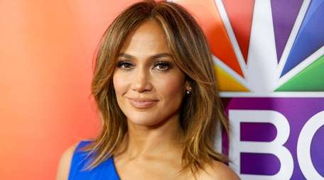 Jennifer Lopez arrives at a Jan. 13, 2016,