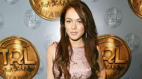 Long Island native Lindsay Lohan is one of