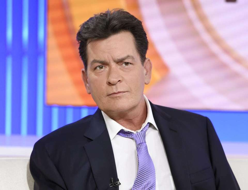 Actor Charlie Sheen appears on Nov. 17, 2015,