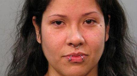 Angela Jiminez-Lopez, 29, of Long Beach, was arrested