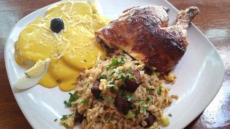 The Inkan Restaurant & Pisco Bar has opened