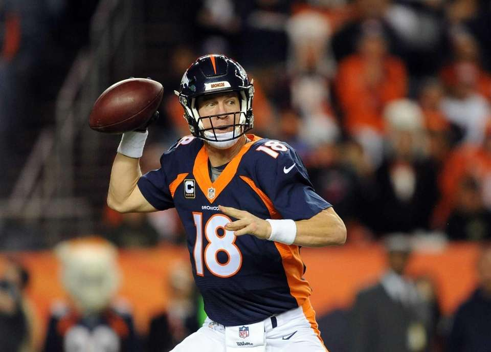 539 career passing TDs (Indianapolis Colts 1998-2011, Denver