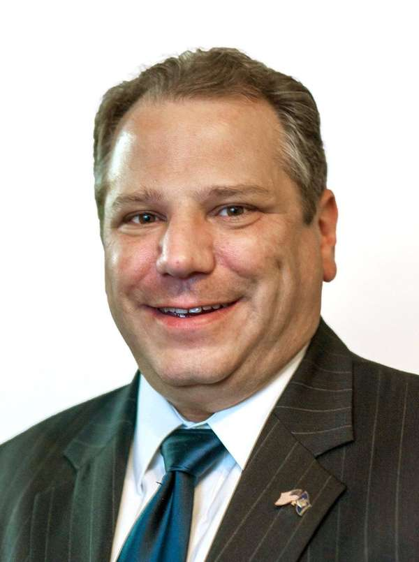 Assemb. Andrew Raia, Republican candidate for New York's