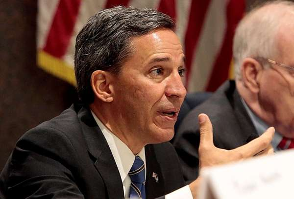 Jack Martins was endorsed by a labor union