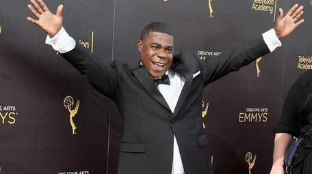 Tracy Morgan will star as an ex-con in