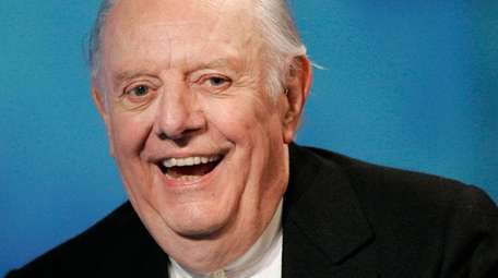 Italian Nobel prize winner Dario Fo smiles during