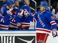 Chris Kreider of the New York Rangers celebrates