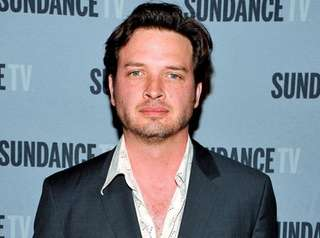 Actor Aden Young.