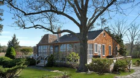 This Flanders cottage for $749,000 in October 2016