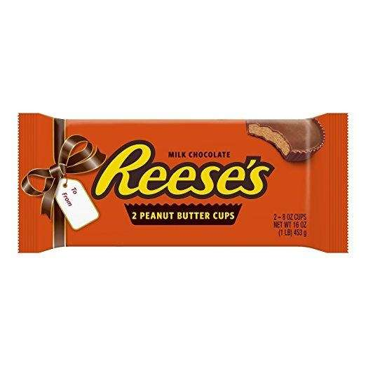 Reese's Peanut Butter Cups: 32,711 pounds
