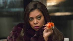 Taraji P. Henson as the formidable Cookie on