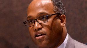 Democrat DuWayne Gregory, who is challenging Rep.