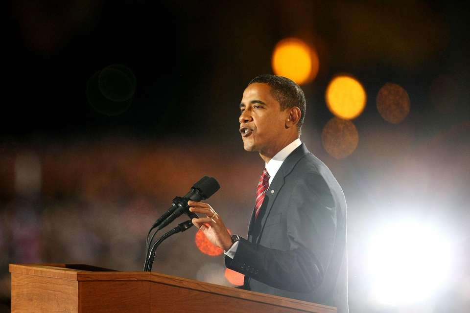 In 2008, the editorial board endorsed Barack Obama,