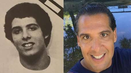 Valley Stream South High School's 1978 homecoming king