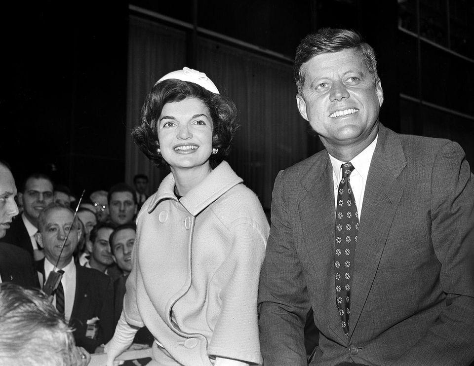 In 1960, the editorial board endorsed John F.