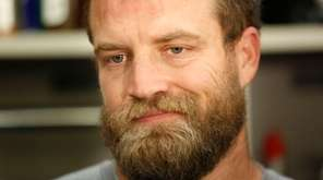New York Jets quarterback Ryan Fitzpatrick speaks to