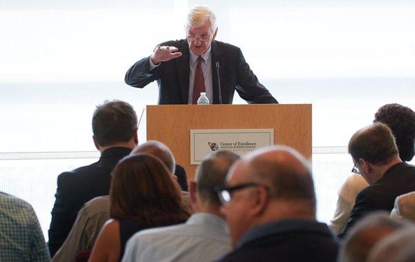Jeffrey Saelens, executive director of Stony Brook University's