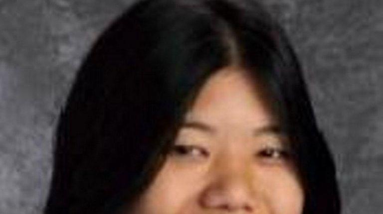 Alice Wu, 17, of Half Hollow Hills High
