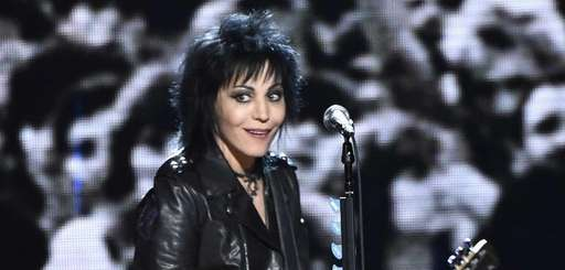 Long Island's Joan Jett is one of the